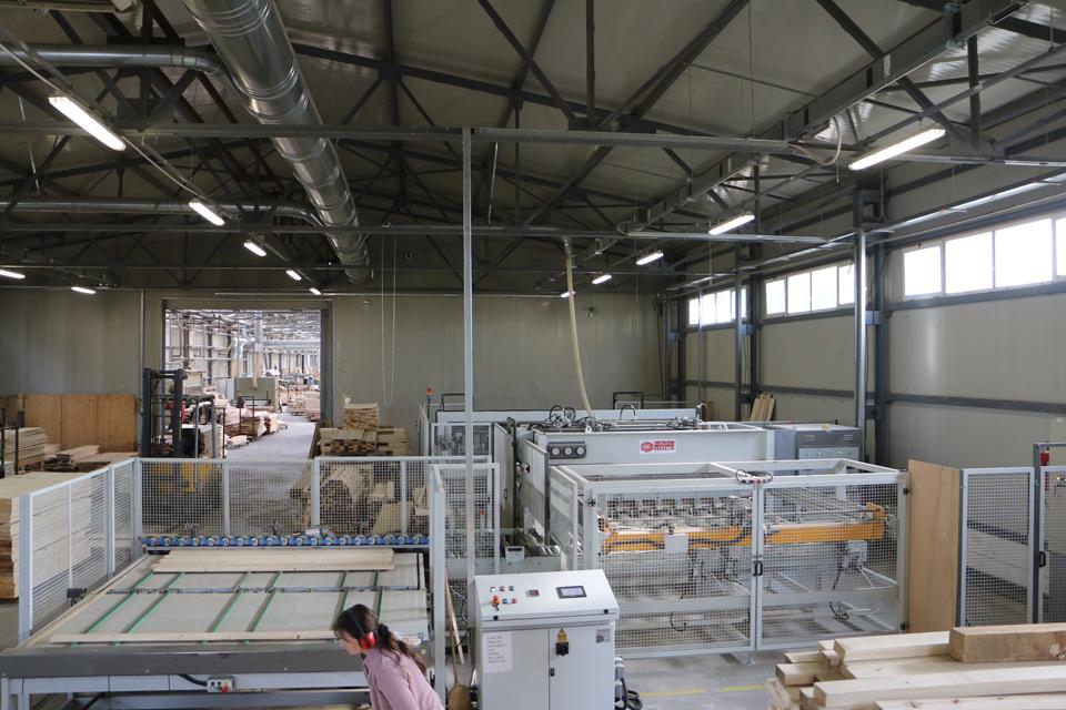 Fabrica dotata la standardele Uniunii Europene